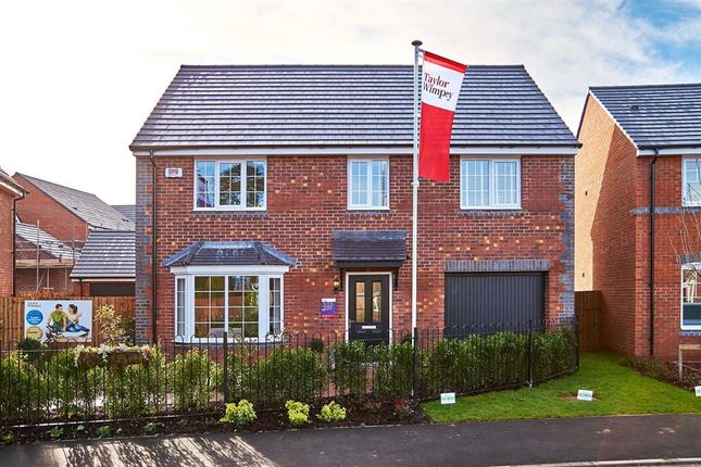 "Thumbnail Detached house for sale in ""The Kingham - Plot 97"" at Steatite Way, Stourport-On-Severn"
