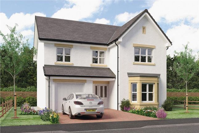 "Thumbnail Detached house for sale in ""Yeats"" at Springhill Road, Barrhead, Glasgow"