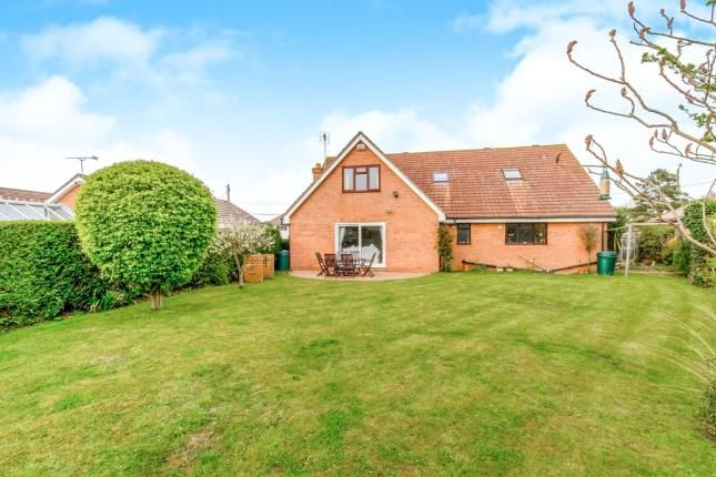Thumbnail Detached house for sale in Ladyclose Avenue, Cliffe Woods, Rochester, Kent
