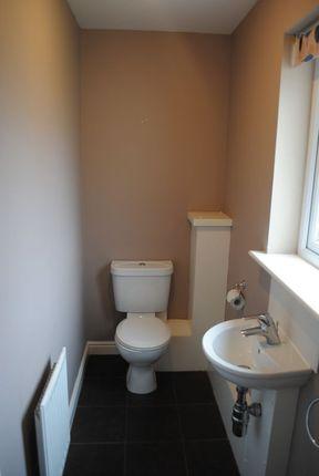 Downstairs WC of Rowan View, Lanark ML11
