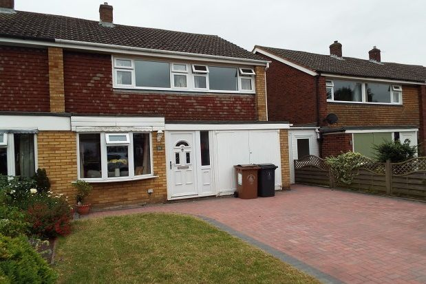 Thumbnail Property to rent in Ferndale Road, Lichfield