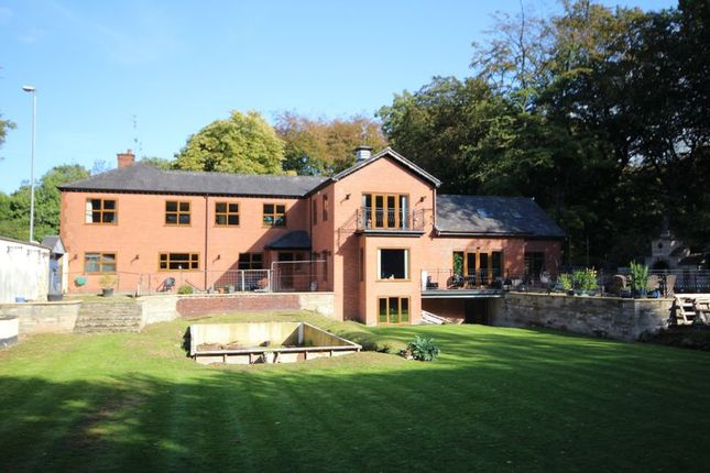 Thumbnail Property for sale in Plumpton Cottage, Bury & Rochdale Old Road, Heywood