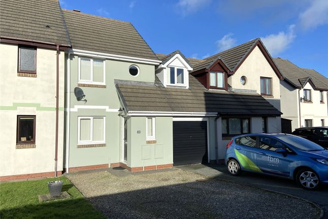 2 bed terraced house to rent in Honeyborough Grove, Neyland, Milford Haven SA73