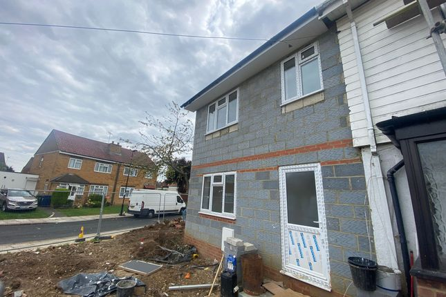 Thumbnail Semi-detached house to rent in Fisher Close, Greenford