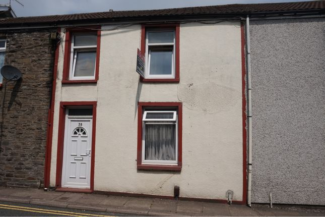 Thumbnail Terraced house for sale in Wood Road, Pontypridd