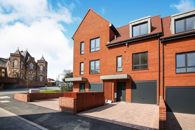 Thumbnail Terraced house for sale in Booth Square, Barnes Village, Cheadle, Cheshire