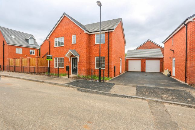 Thumbnail Detached house for sale in Wicket Drive, Edgbaston