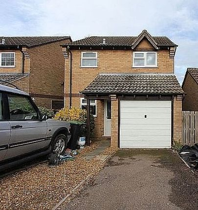 Thumbnail Detached house for sale in The Crofters, Stretham, Ely, Cambridgeshire
