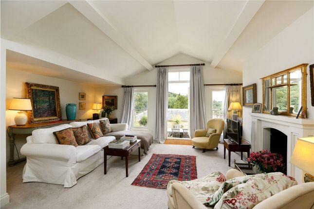 Sitting Room of Bathwick Tower, Bathwick Hill, Bath BA2