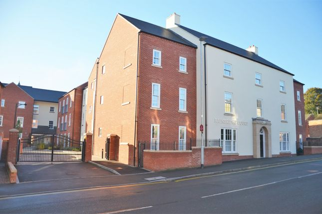 Thumbnail Flat for sale in Bainbridge Court, Ashby De La Zouch
