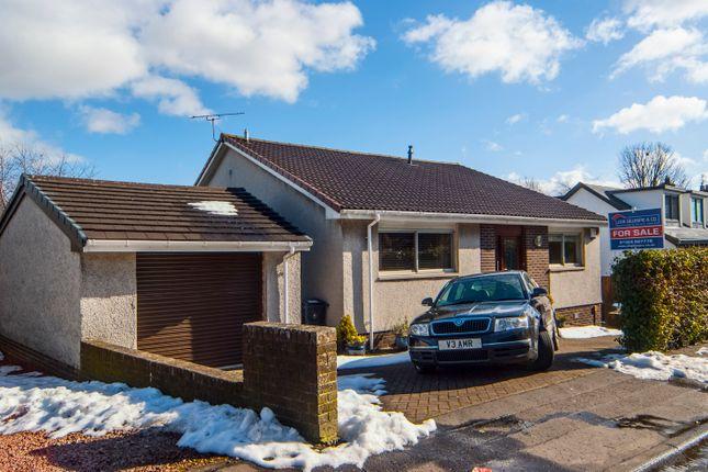 Thumbnail Detached house for sale in Carronvale Road, Larbert