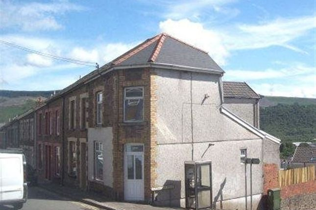 Thumbnail Property to rent in Jubilee Road, Godreaman, Aberdare