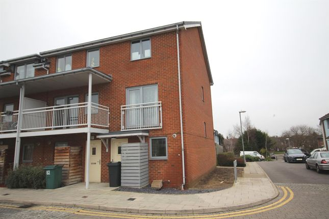 Thumbnail End terrace house for sale in Adams Drive, Willesborough, Ashford