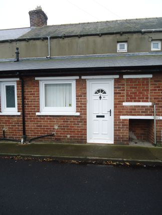 Thumbnail Terraced house for sale in Seventh Row, Ashington, Northumberland