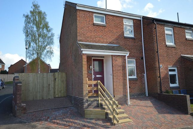 Thumbnail Property to rent in Alderbrook Road, Droitwich