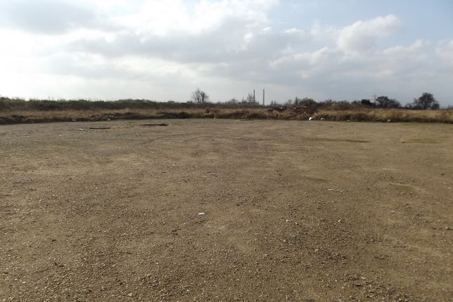 Thumbnail Land to let in Thames Industrial Park, East Tilbury, East Tilbury