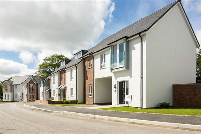 Thumbnail Flat for sale in Brooks Avenue, Holsworthy, Devon