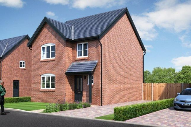 Thumbnail Detached house for sale in Plot 16, Hopton Park, Nesscliffe, Shrewsbury
