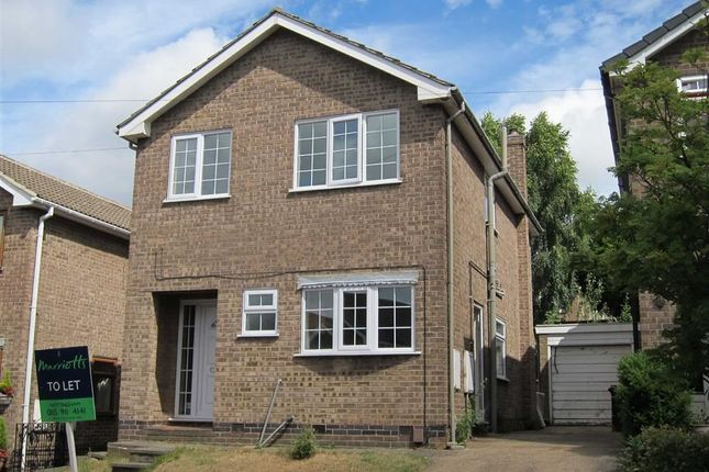 Thumbnail Detached house to rent in Georgia Drive, Redhill, Nottingham