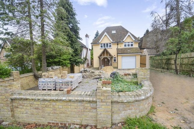Thumbnail Detached house for sale in Warren Road, Ickenham, Uxbridge