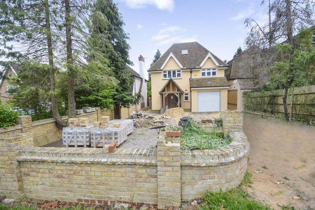 Thumbnail Detached house for sale in Warren Road, Ickenham, Uxbridge