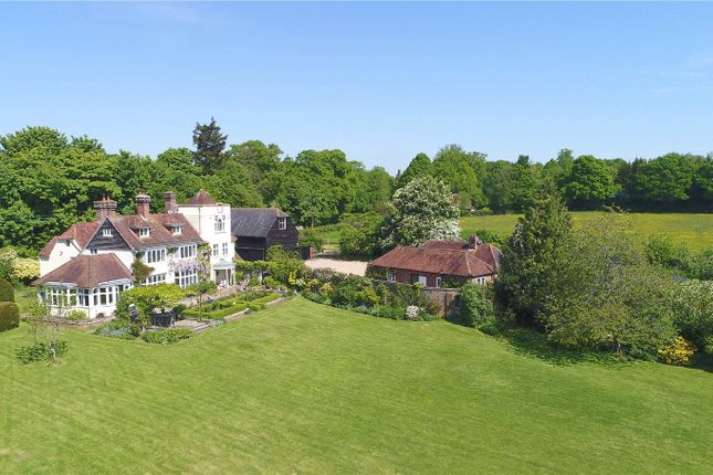 Thumbnail Detached house for sale in Buckham Hill, Isfield, Uckfield, East Sussex
