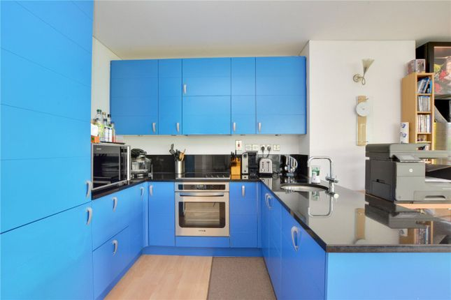Kitchen of Becquerel Court, West Parkside, Greenwich, London SE10