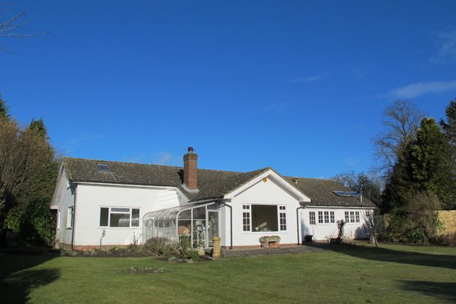 Thumbnail Detached bungalow to rent in Bishopstone, Aylesbury