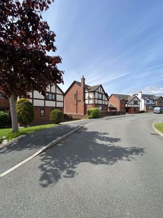 Thumbnail Detached house for sale in Collen Wen, Llanfairpwllgwyngyll
