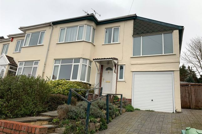 Thumbnail Detached house for sale in Shipley Road, Westbury-On-Trym, Bristol