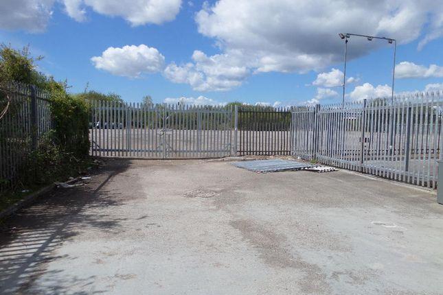 Thumbnail Land to let in (Off) Main Avenue, Brackla Industrial Estate, Bridgend