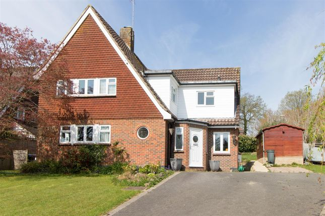 Thumbnail Detached house to rent in Lucastes Lane, Haywards Heath