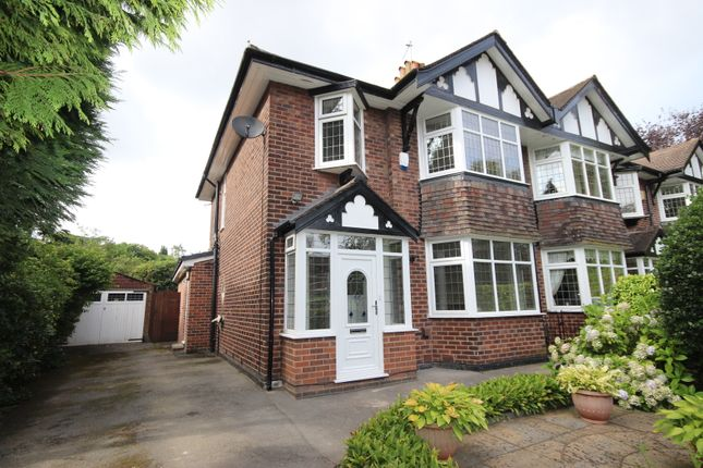 Thumbnail Semi-detached house to rent in Worsley Road, Worsley, Manchester