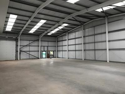 Thumbnail Light industrial to let in Trentham Trade Park (Phase 2), Stanley Matthews Way, Trentham Lakes, Stoke On Trent, Staffordshire