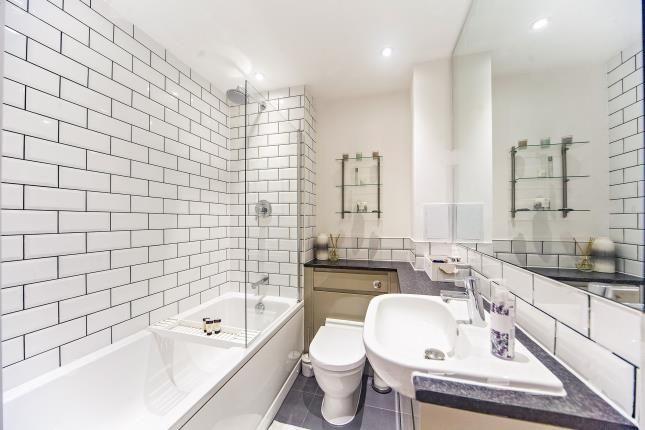 Bathroom of 1 Whyteleafe Hill, ., Whyteleafe, Surrey CR3