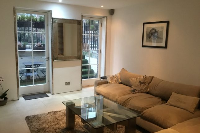 Thumbnail Town house to rent in Wesley Street, Marylebone