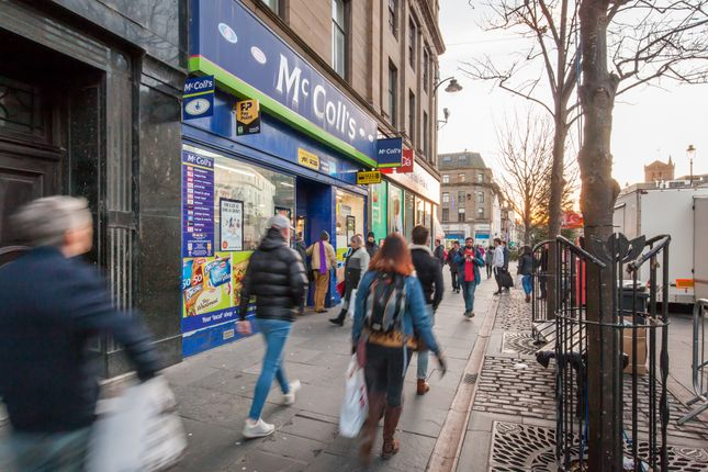 Thumbnail Retail premises for sale in High Street, Dundee