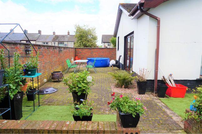 Rear Garden of Ballynure Road, Ballyclare BT39