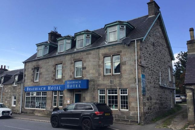 Thumbnail Hotel/guest house for sale in Main Street, Newtonmore
