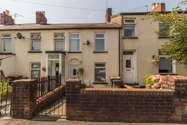 Thumbnail Terraced house for sale in Duckpool Road, Newport