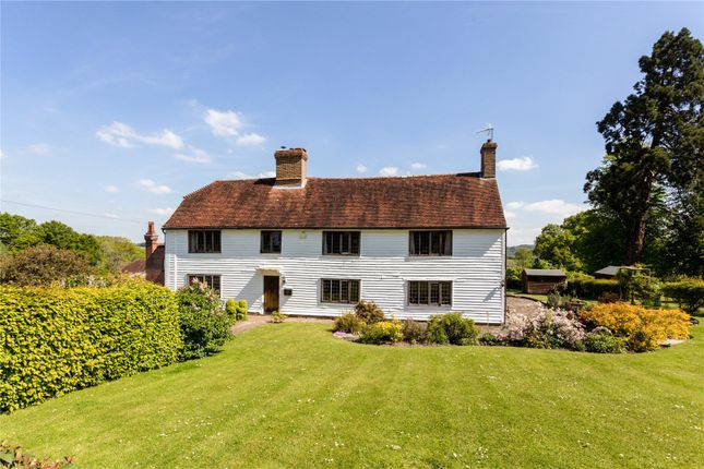 Thumbnail Detached house for sale in Water Lane, Hawkhurst, Cranbrook, Kent