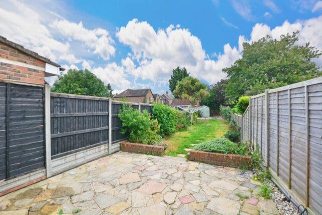 Garden of Albert Road, Horley RH6