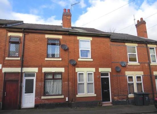2 bed terraced house to rent in Lynton Street, Derby DE22