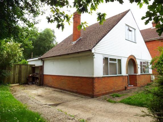 Thumbnail Bungalow for sale in Hounsdown, Southampton, Hampshire