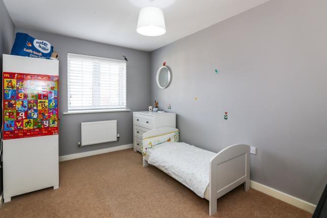 Bedroom 2 of Wissen Drive, Letchworth Garden City, Hertfordshire, England SG6