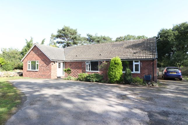 Thumbnail Detached bungalow for sale in Low Harker, Carlisle