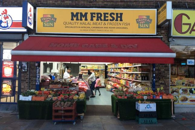 Retail premises for sale in High Street, London