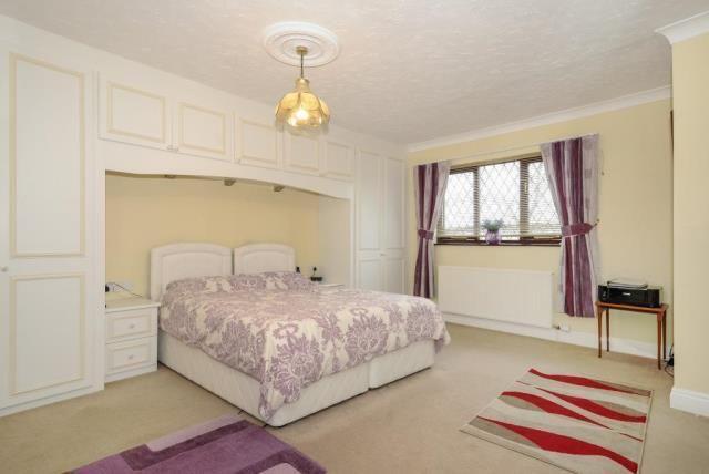 Bedroom of Hampton Dene, Hereford HR1