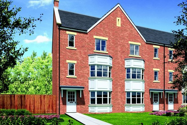 Thumbnail Town house for sale in The Minster At Feethams, Darlington