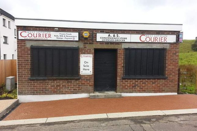 Retail premises for sale in Craighill View, Blackridge, Bathgate